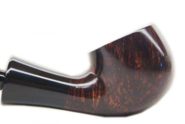 Dunhill Bruyere Freeform bent pot gr 2014
