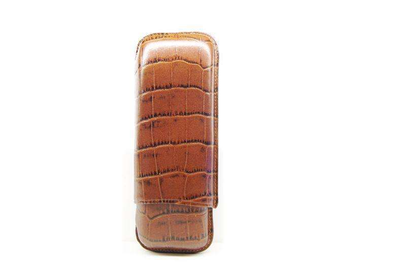 Martin Wess 2 robusto brown crocco