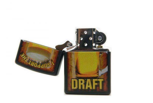 Zippo i support the draft