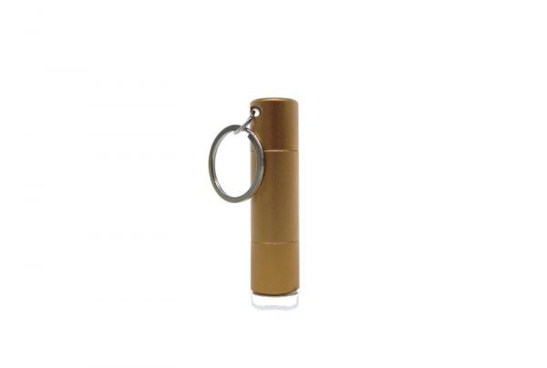 Adorini Portachiavi cigar punch bronzo