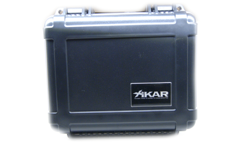 Xikar black box 30 cigars travel humidor