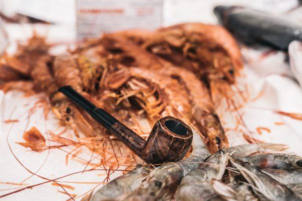 SANSONE PIPE MERCATO FISH – 002