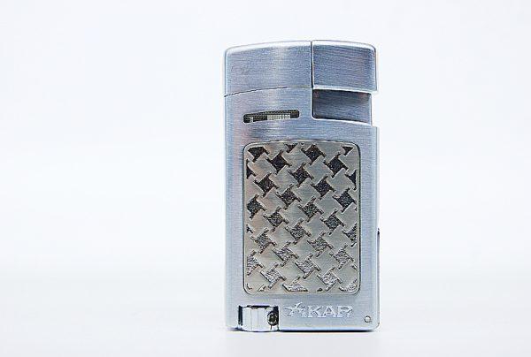 Xikar double steel Forte Soft Flame Lighters