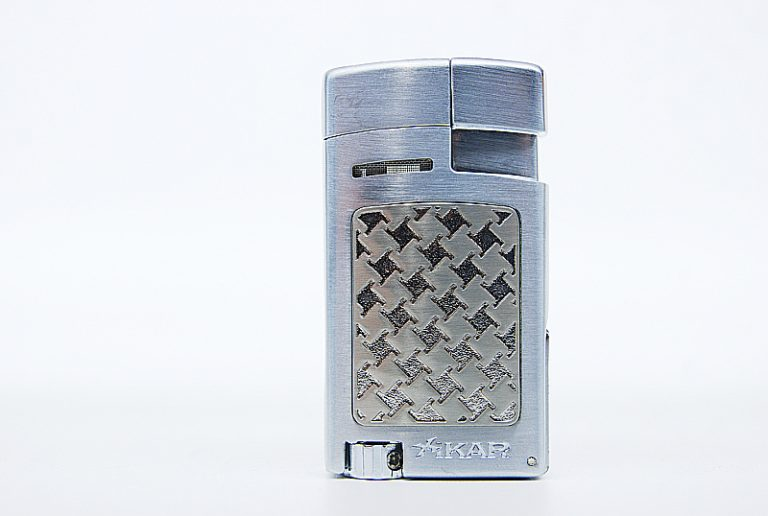Xikar double steel Forte Soft Flame Lighters