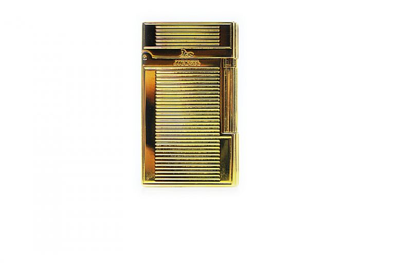Lubinsky golden greek pipe lighter