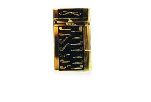 Lubinsky black golden pipe Lighter.