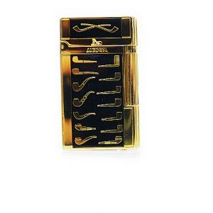 Lubinsky black golden pipe Lighter.