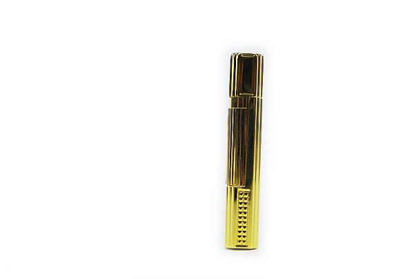 Lubinsky top edition golden pipe lighter