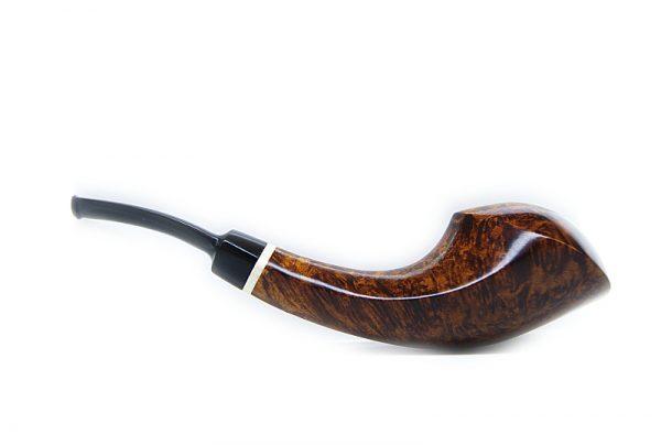 Shalimov bent horn flame grain