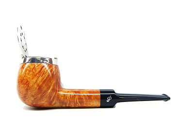 Peterson silver cap 85 saddle apple
